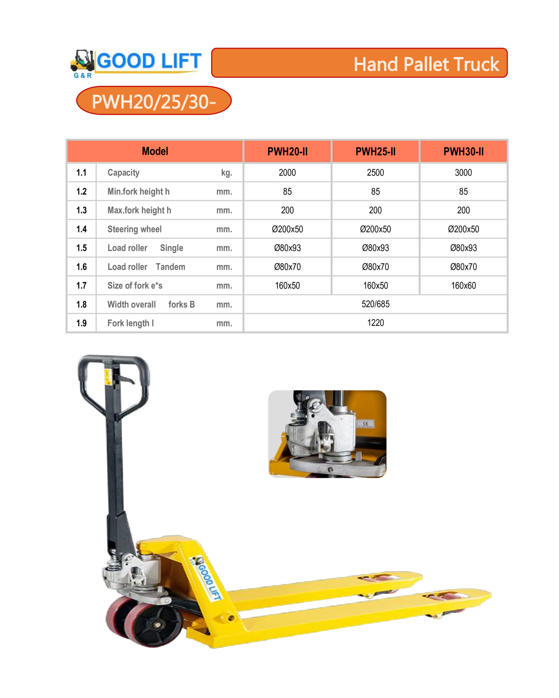 HAND-PALLET-TRUCK-pwh20/25/30