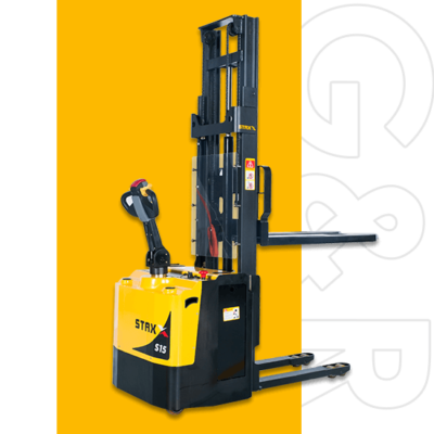 ELECTRIC STRADDLEG STACKER ES15DE