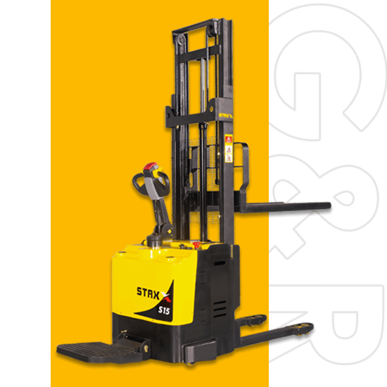 ELECTRIC STACKER PES15D