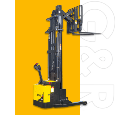 PANTOGRAPH REACH STACKER WRS15-45