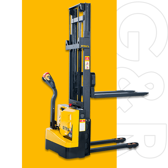 ELECTRIC STACKER-WS10S-12S-15SL