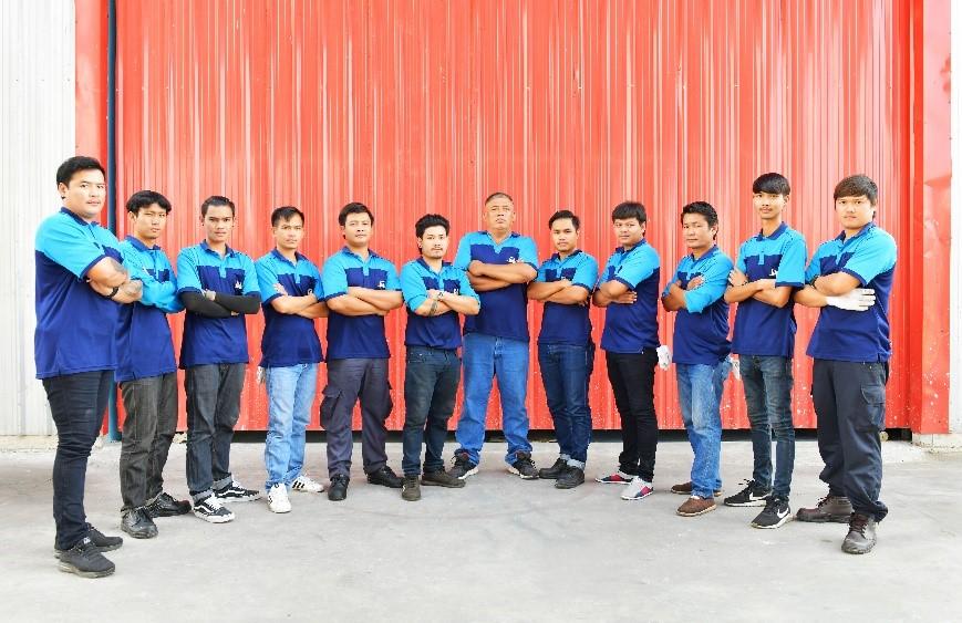 ทีมงาน-goodrich-forklift