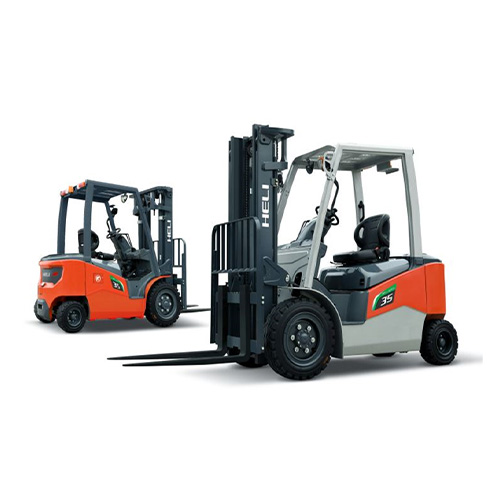 forklift-heli-G2 series 3-3.5t lithium battery counterbalanced forklift