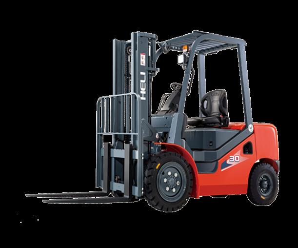 heli lift trucks