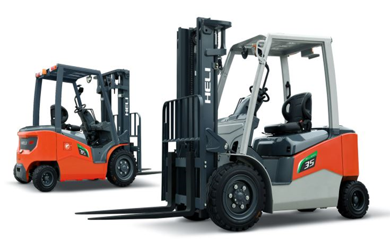forklift-heli-G2 Series 2 - 3.5 TON Lithium-ion Battery Forklift